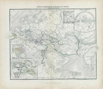 Orbis terrarum verteribus notus usque ad annum 500 a. Chr.