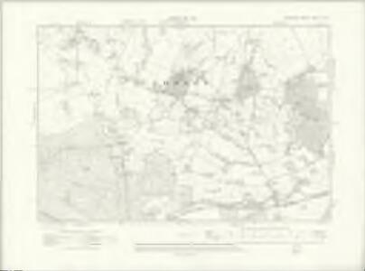 Cheshire XXXIII.SW - OS Six-Inch Map