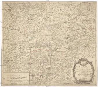 Le Tyrol sous le nom duquel l'on comprend le comté de Tyrol, les comtés annexes de Bregentz, Feldkirck, Monfort, Pludentz, &c. et les evechés de Trente, et de Brixen