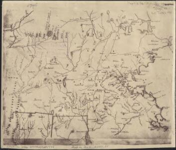 [Map of eastern Massachusetts and vicinity]