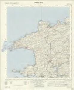 Fishguard - OS One-Inch Map
