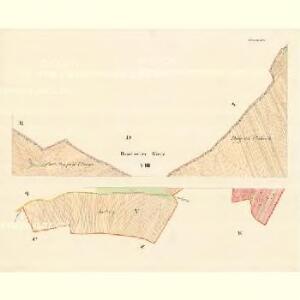 Howoran - m0869-1-005 - Kaiserpflichtexemplar der Landkarten des stabilen Katasters