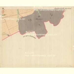 Egelswald - m1893-1-008 - Kaiserpflichtexemplar der Landkarten des stabilen Katasters