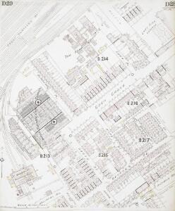 Insurance Plan of London North District Vol. D: sheet 29