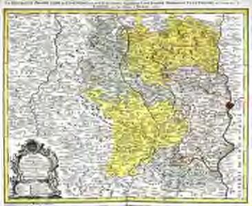 Propriae Lugudunensis generalitatis mappa chorographica