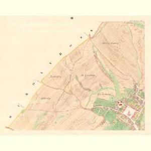 Klobauk - m3261-1-002 - Kaiserpflichtexemplar der Landkarten des stabilen Katasters