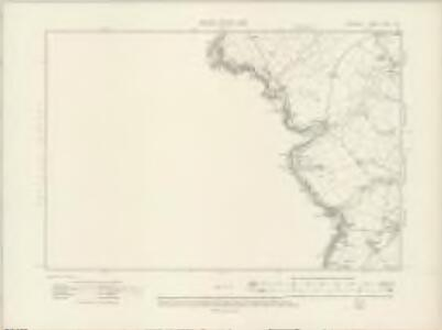 Cornwall LXXX.SW - OS Six-Inch Map