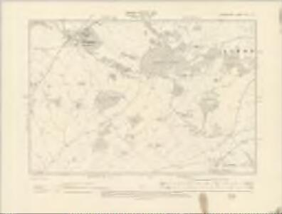 Shropshire LVII.NE - OS Six-Inch Map
