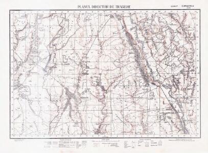 Lambert-Cholesky sheet 3446 (Cornățelu)