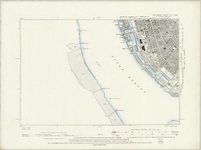 Lancashire CXIII.SE - OS Six-Inch Map
