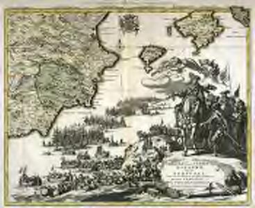 Theatre de la guerre en Espagne et en Portugal, 4