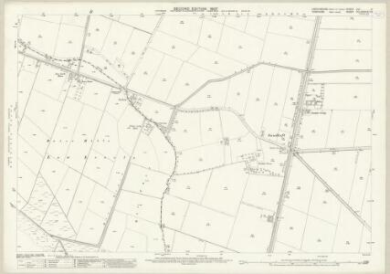 Lincolnshire XVII.9 (includes: Belton; Epworth; Hatfield) - 25 Inch Map