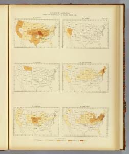 27. Interstate migration 1890 MO-NJ.