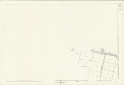 Lincolnshire XXIV.7 (includes: Blaxton; Cantley; Hatfield; Wroot) - 25 Inch Map