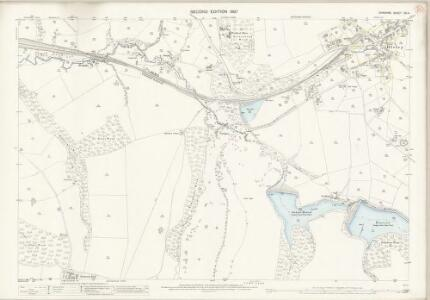 Cheshire XX.14 (includes: Disley; Lyme Handley; Marple) - 25 Inch Map