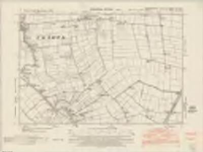 Cambridgeshire VIII.SW - OS Six-Inch Map