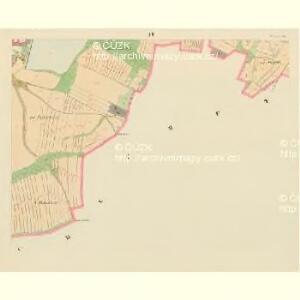 Zirnau - c1574-1-004 - Kaiserpflichtexemplar der Landkarten des stabilen Katasters