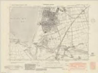 Somerset XVI.NE - OS Six-Inch Map