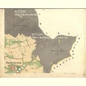 Ober Haid - c2038-1-007 - Kaiserpflichtexemplar der Landkarten des stabilen Katasters