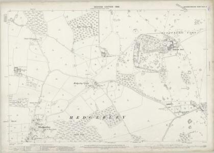 Buckinghamshire XLVIII.14 (includes: Gerrards Cross; Hedgerley) - 25 Inch Map