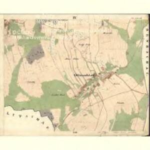 Ottenschlag - c1152-1-004 - Kaiserpflichtexemplar der Landkarten des stabilen Katasters
