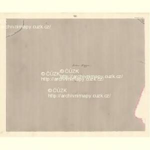 Glasdörf (Sklena Wes) - m2733-1-006 - Kaiserpflichtexemplar der Landkarten des stabilen Katasters