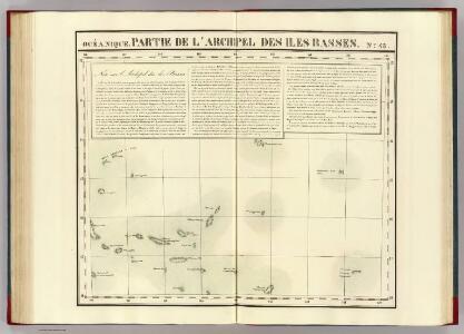 Iles Basses. Oceanique no. 43.