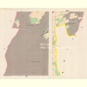 Gross Mohrau (Hruba Morawa) - m3311-1-009 - Kaiserpflichtexemplar der Landkarten des stabilen Katasters