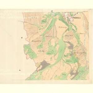 Stittna - m3061-1-003 - Kaiserpflichtexemplar der Landkarten des stabilen Katasters