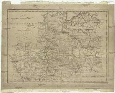 Königreich Westphalen samt dem Herzogthume Mecklenburg