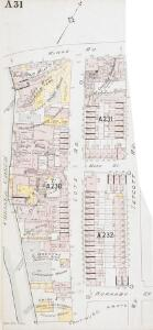 Insurance Plan of London Western District Vol. A: sheet 31-1