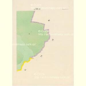 Neuofen - c5201-1-045 - Kaiserpflichtexemplar der Landkarten des stabilen Katasters