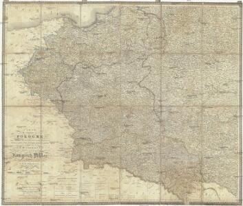 Carte du Royaume de Pologne