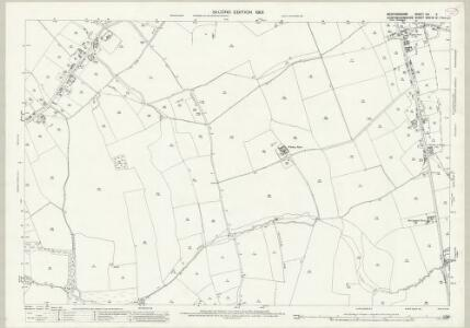 Bedfordshire VIII.2 (includes: Bolnhurst and Keysoe; Eaton Socon; Great Staughton; Little Staughton) - 25 Inch Map