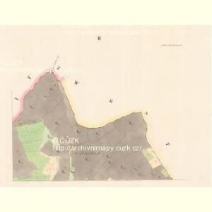 Stoborzitz (Stoborzic) - c9206-1-002 - Kaiserpflichtexemplar der Landkarten des stabilen Katasters