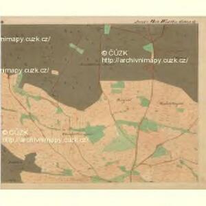Landschau - m1467-1-003 - Kaiserpflichtexemplar der Landkarten des stabilen Katasters