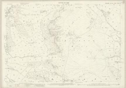 Yorkshire CXXXVI.6 (includes: Hartwith Cum Winsley; High And Low Bishopside; Warsill) - 25 Inch Map