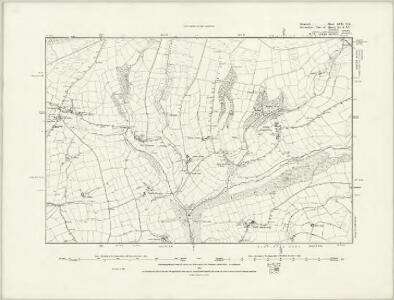 Somerset XLVI.NE - OS Six-Inch Map