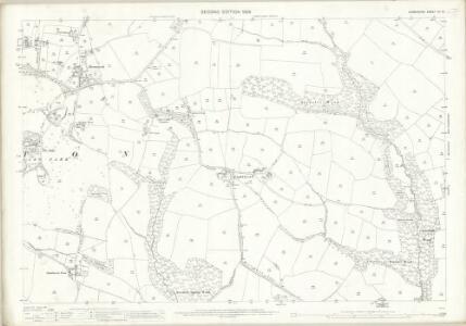 Derbyshire XII.10 (includes: Eckington; Sheffield) - 25 Inch Map