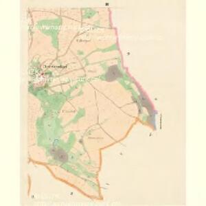 Driesendorf - c7489-1-003 - Kaiserpflichtexemplar der Landkarten des stabilen Katasters
