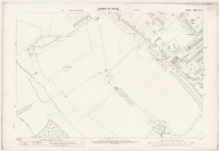 London XVI.74 - OS London Town Plan