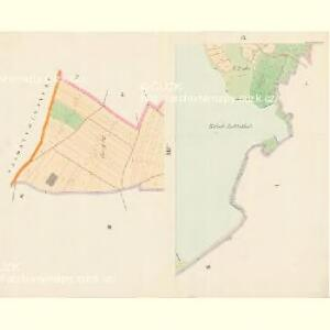 Gross Zablath - c9005-1-009 - Kaiserpflichtexemplar der Landkarten des stabilen Katasters
