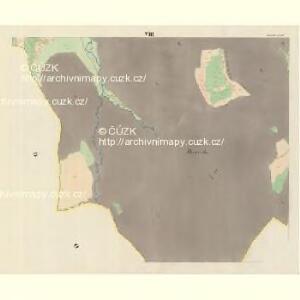 Pohlitz - m2351-1-007 - Kaiserpflichtexemplar der Landkarten des stabilen Katasters