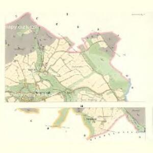 Wernersreith - c8486-1-002 - Kaiserpflichtexemplar der Landkarten des stabilen Katasters
