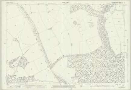 Gloucestershire XIV.12 (includes: Blockley; Bourton on the Hill) - 25 Inch Map