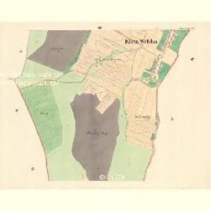 Klein Wrbka - m1692-1-003 - Kaiserpflichtexemplar der Landkarten des stabilen Katasters