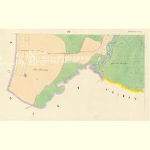 Millenowitz (Millenowice) - c4648-1-004 - Kaiserpflichtexemplar der Landkarten des stabilen Katasters