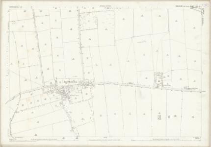 Yorkshire CVIII.12 (includes: Heslerton; Sherburn) - 25 Inch Map