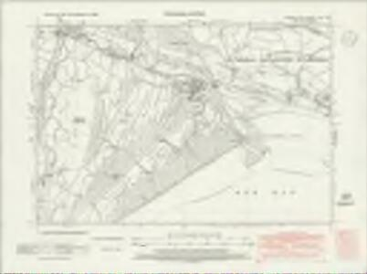 Sussex XLV.SE - OS Six-Inch Map