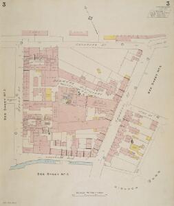 Insurance Plan of Campbeltown: sheet 3